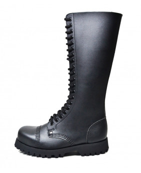 38314f1c8ea87c Collection of boots combat boots has 20 & 30 eyelets of Steelground