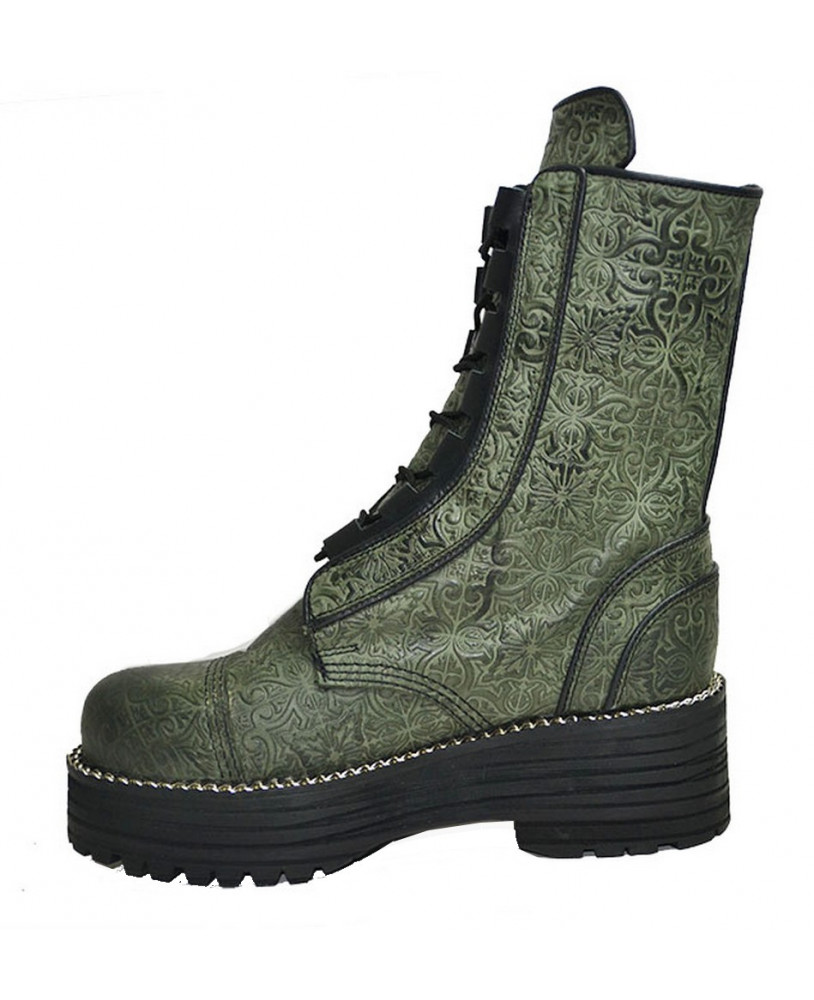 Botte verte Steelground
