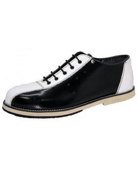Bowling-Schuh en Lederbox...