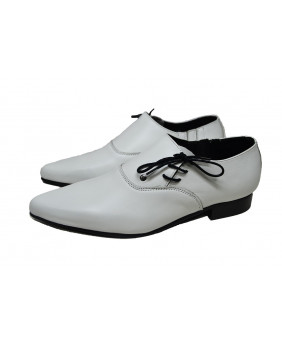 White City shoe in grained...
