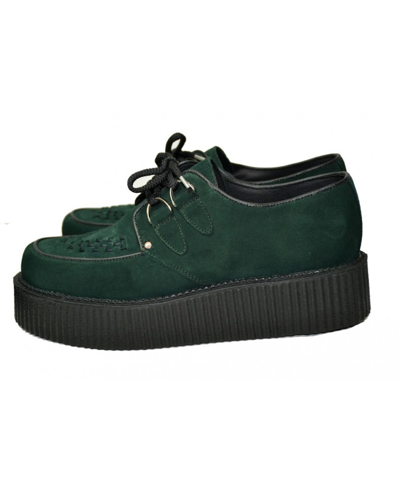 Creepers verte Steelground