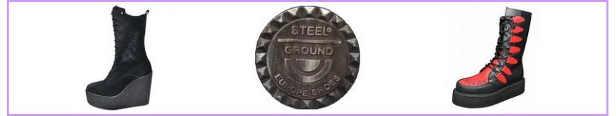 Botas para mujer de la marca Stelground.