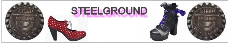Steelground ti offre molti tipi di scarpe e stivali