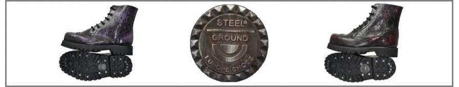 Collezione Rangers 6 Occhielli Steelground