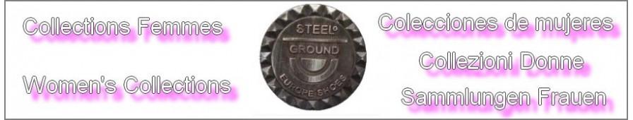 Retrouvez les collections femmes Steelground