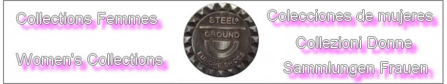 Trova le collezioni donna Steelground donna