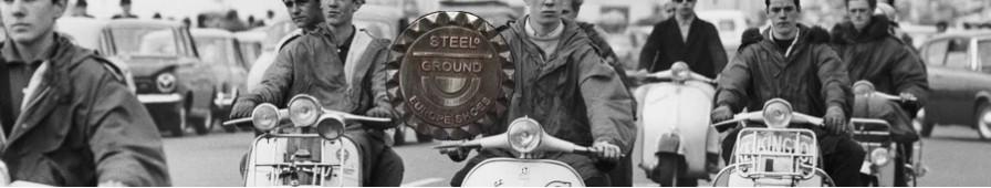 Colección MOD para hombres de Steelground