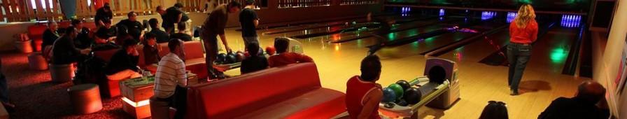 Sammlung Bowlingschuhe aus Leder Steelground